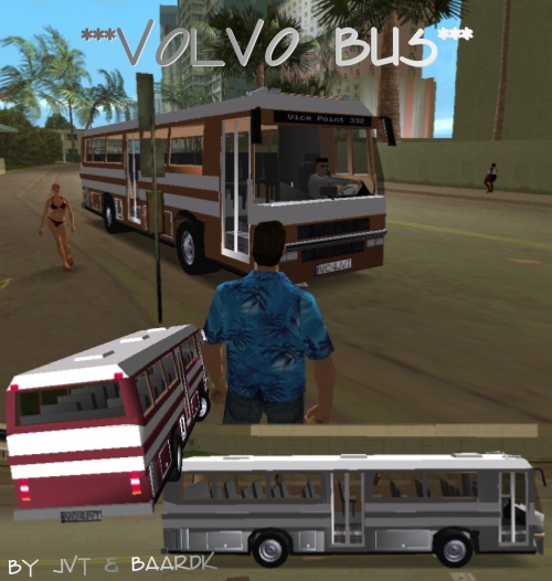 GTA Vice City - Jvt's modifications - Scorpions Software