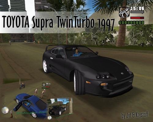 GTA Vice City   Jvtu0027s Modifications   Scorpions Software
