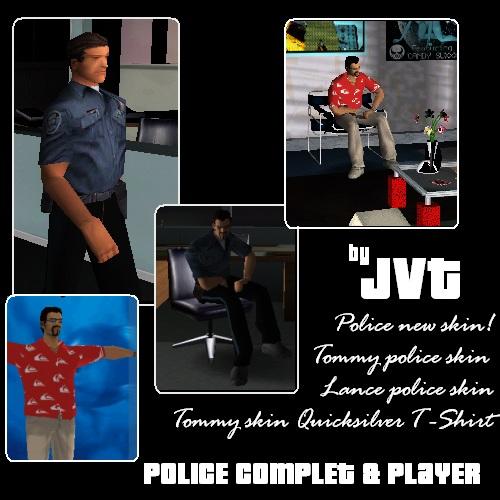 Jvt's Modifications