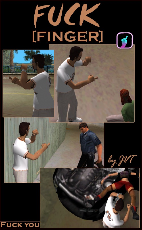 GTA Vice City - Jvt's modifications - Scorpions Software